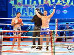 Loano, Vittorio Iermano trionfa al Thaiboxemania di Torino