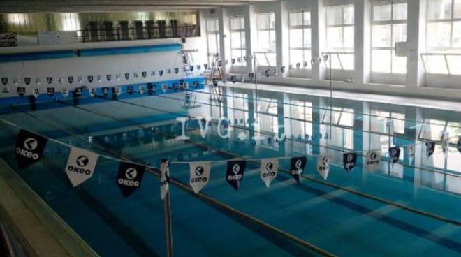 piscina cairo montenotte