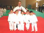Polisportiva Laigueglia, judo
