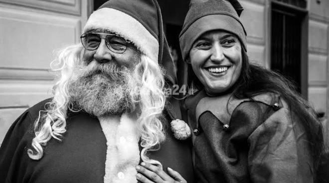 Babbo Natale, Rapallo