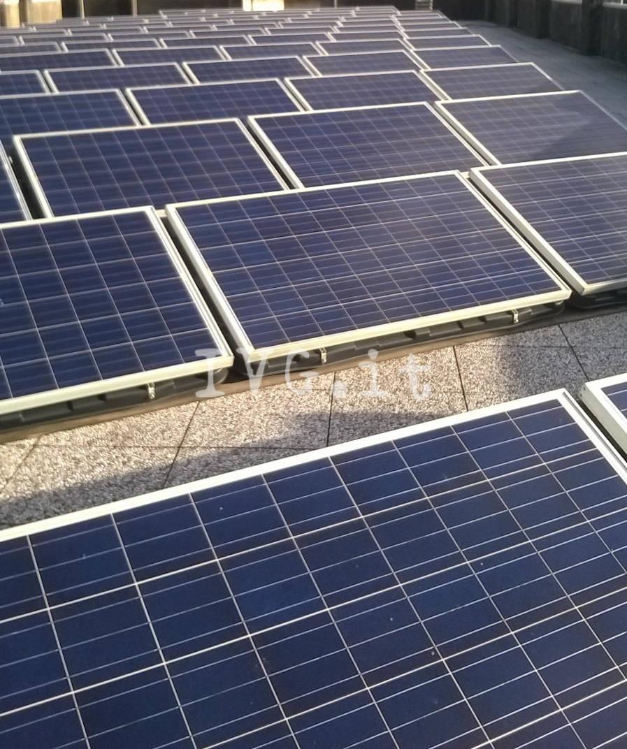 Savona, Ghione fa il censimento dei pannelli fotovoltaici