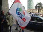 Savona, la manifestazione del Salpe sotto l'unione industriali