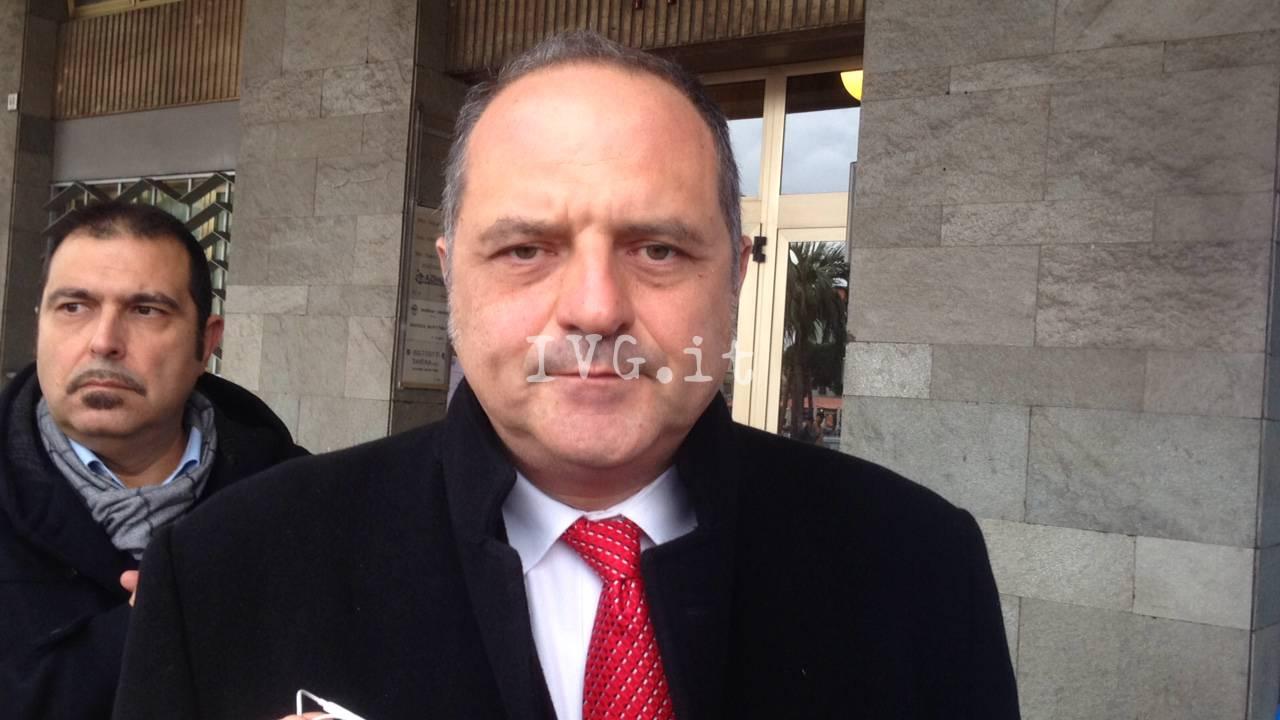 Savona, presidio in difesa della polizia marittima