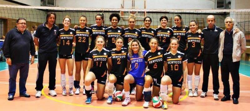 Serteco Volley School, pallavolo