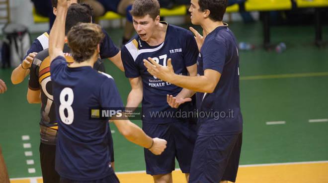 Spinnaker Albisola Volley Vs Avis V.T. Finale