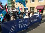 tirreno power corteo