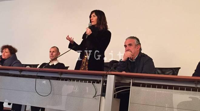 Tirreno Power, visita Guccinelli e Paita