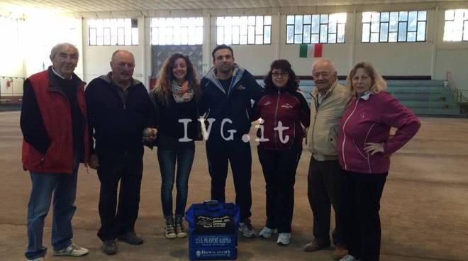 """Torneo """"Bocce in campo"""" Albenga"""