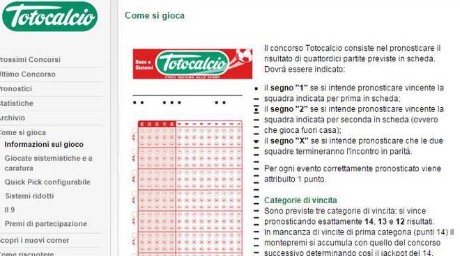 totocalcio