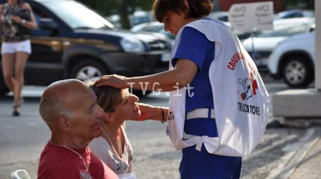 Truccatori e Simulatori Croce Rossa Italiana