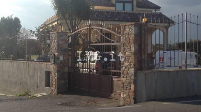 Albenga, rapina nella villa dell'imprenditore Randazzo