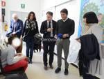 Antonio Conte in visita al Gaslini