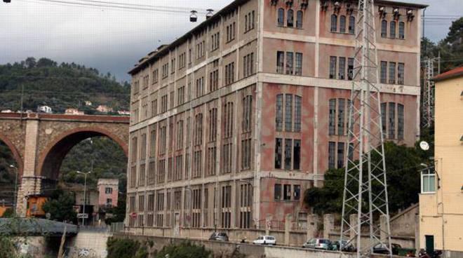 centrale elettrica, Lavagnola