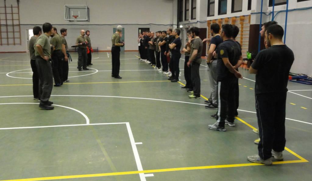 Ceriale, corso di difesa personale