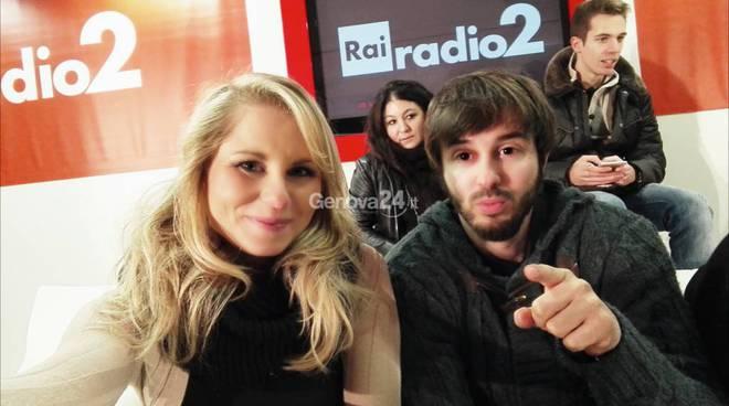 Chiara Ragnini e Eugenio Ripepi