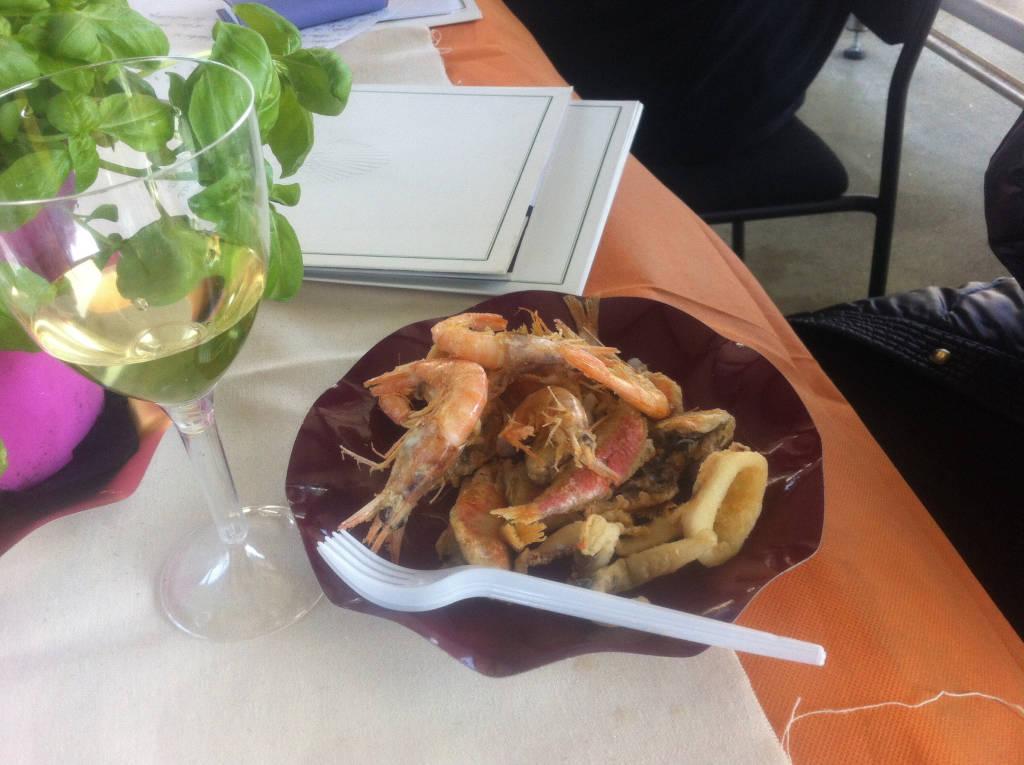 coldiretti street fish