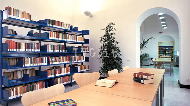 alassio biblioteca