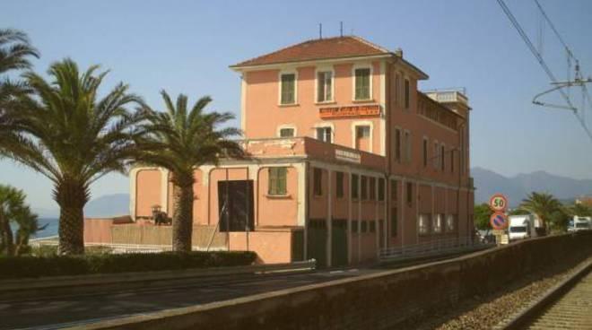 ex hotel Lido Borgio Verezzi