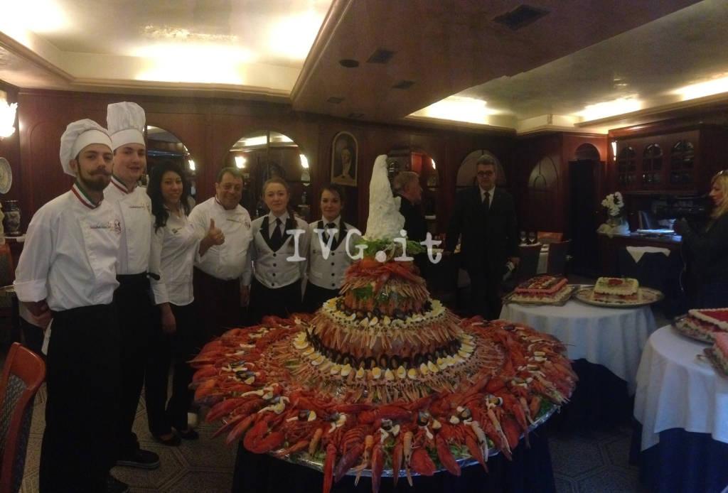 Expo-Scuola: gli studenti dell'alberghiero di Alassio a lezione dallo chef Renato Grasso