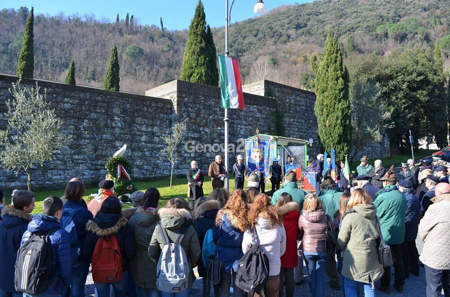 Giorno del Ricordo a Rapallo