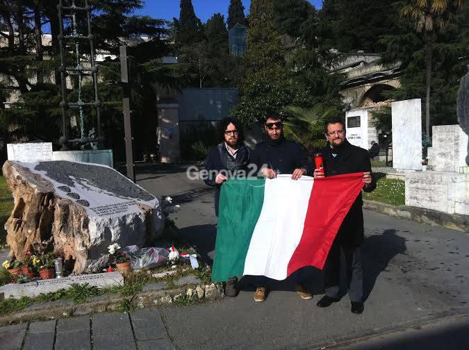 giorno del ricordo, giovani di Forza Italia