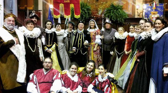 gruppo storico rapallo