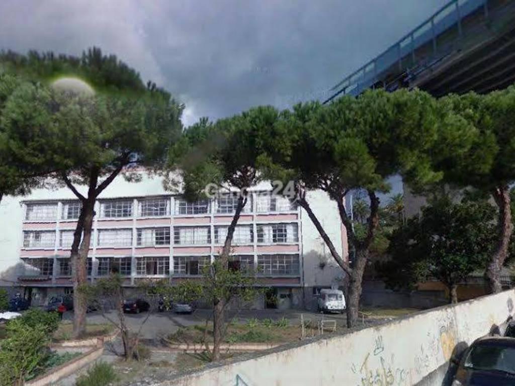 Il progetto di edilizia popolare nell'edificio Chiarella