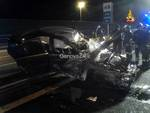 Incidente a Sestri Levante sulla A12