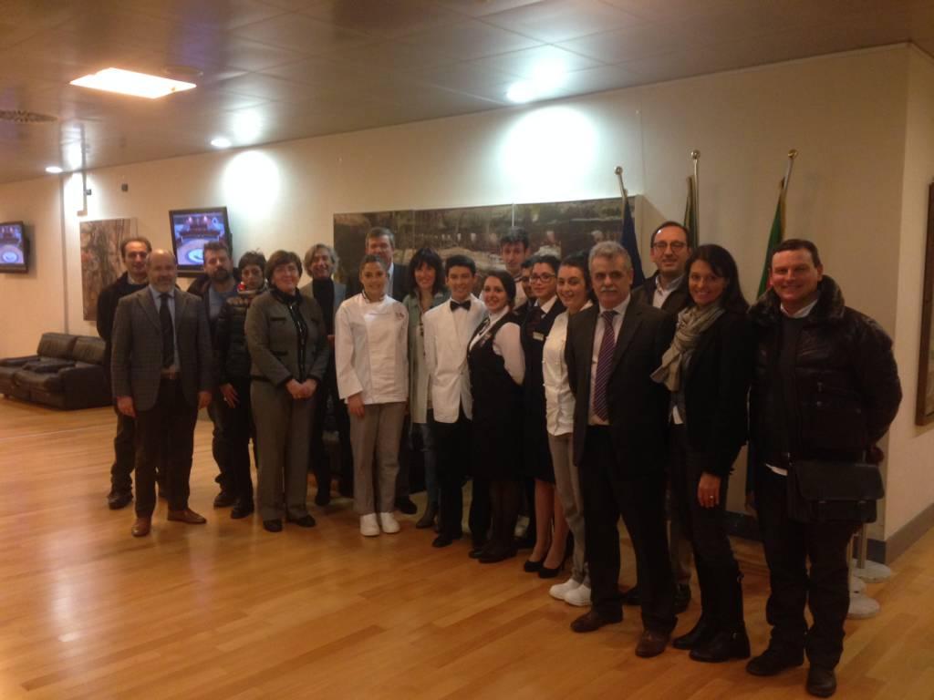 italian food riviera class expo