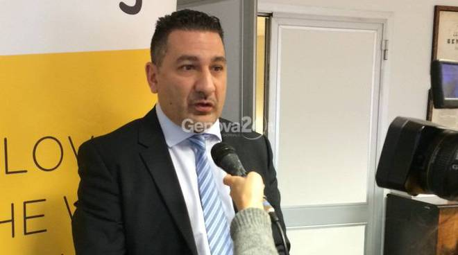Massimo di Perna, Regional Manager per l'Italia di Vueling