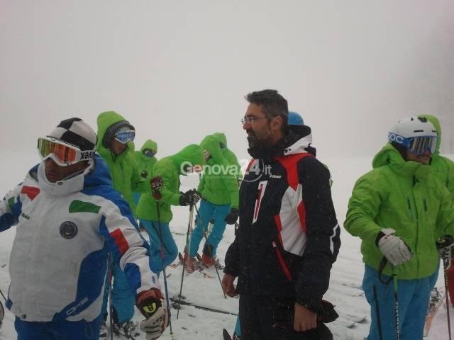 matteo rossi piste da sci