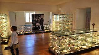 museo mineralogico
