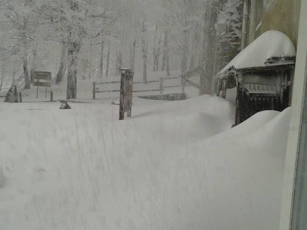 neve rifugio pratorotondo