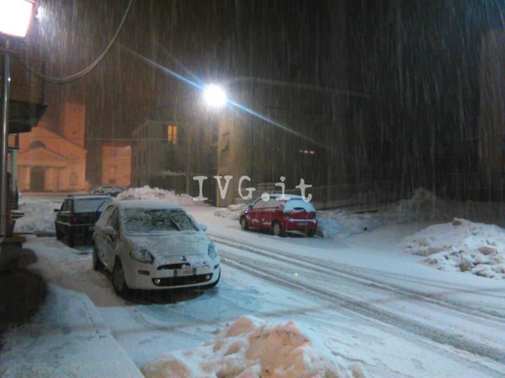 Nevicata 14 febbraio