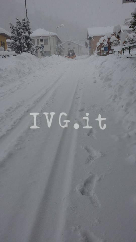 Nevicata 4 febbraio
