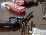 omicidio Lombardi, le armi della banda di Marietto Rossi