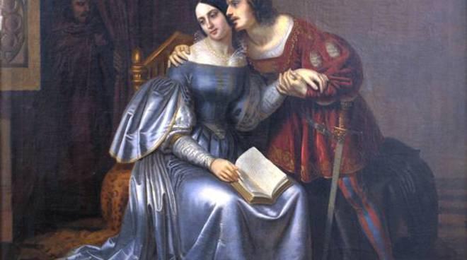 Paolo e Francesca san valentino