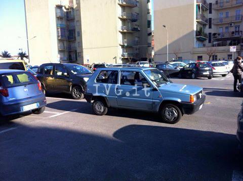 parcheggio creativo loano