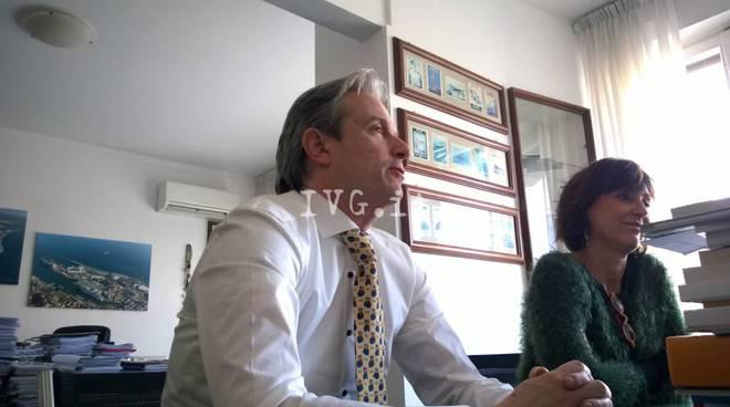 Gian Luigi Miazza Autorità Portuale