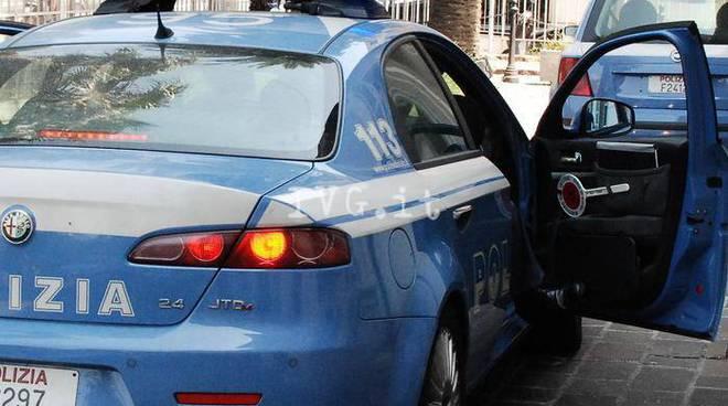 polizia, arresto