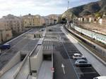 Posteggio di piazza della Stazione a Sestri Levante