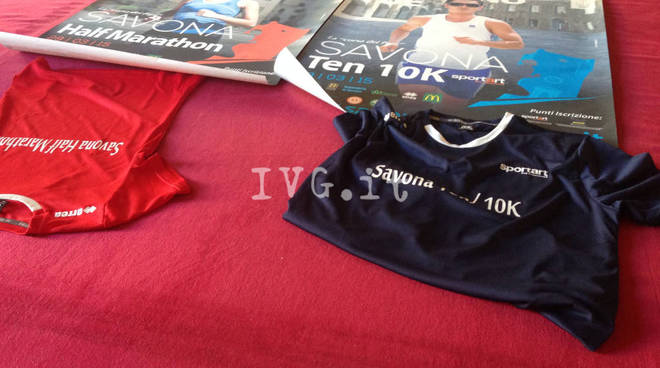 Presentazione Savona Half Marathon