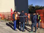 Presidio dei lavoratori di Eurostrade
