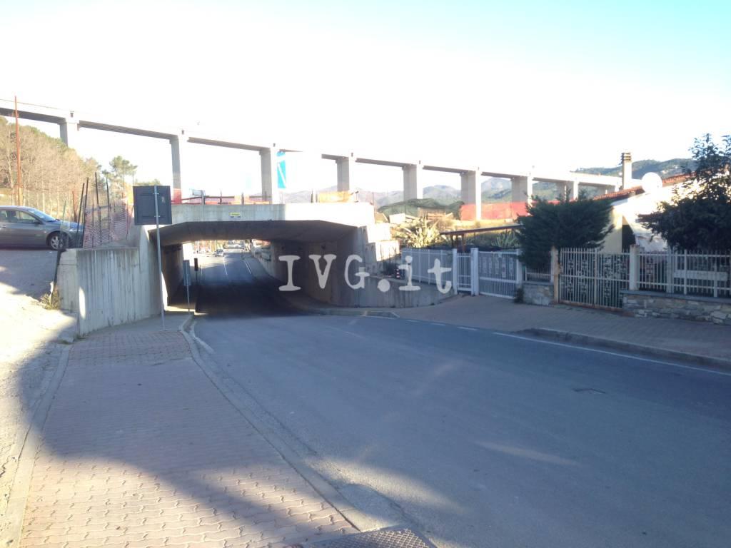 Raddoppio ferroviario, prende forma la nuova stazione di Andora