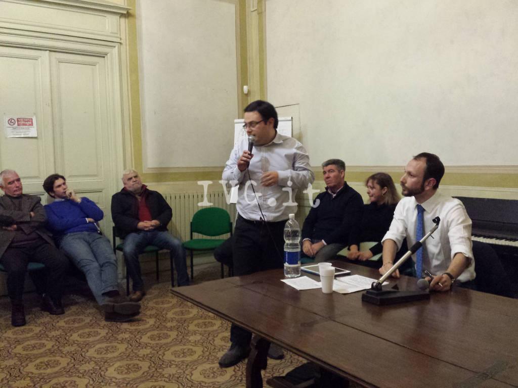"""Rifiuti e depuratore infiammano l'assemblea pubblica di """"Tuteliamo Borghetto"""""""