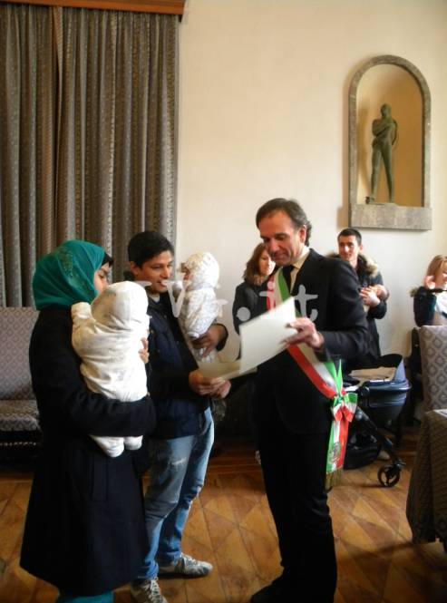 "Savona, cittadinanza onoraria ""Ius Soli"" a 24 bambini"