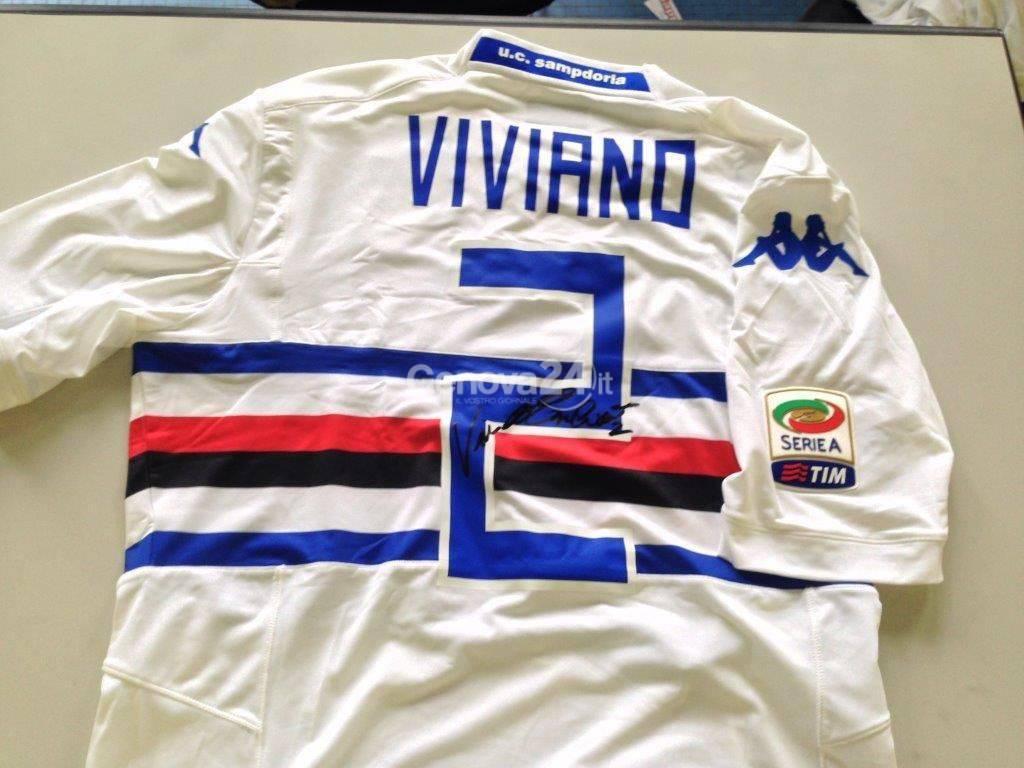 stelle nello sport, maglia di Viviano