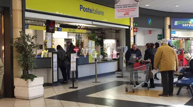 ufficio postale ipercoop gabbiano poste