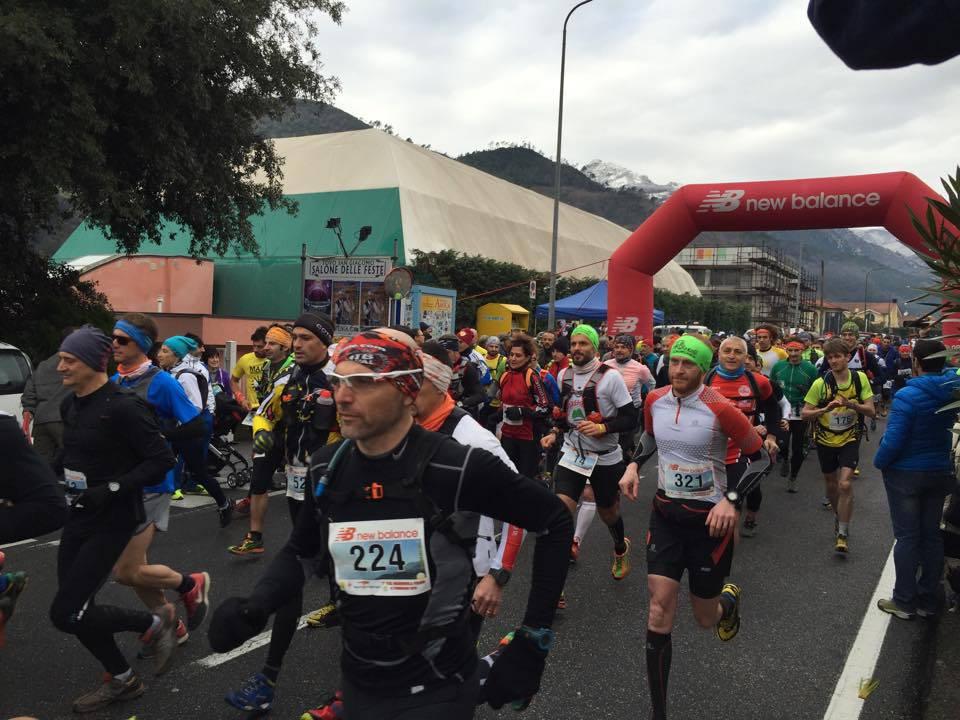 Val Maremola Trail