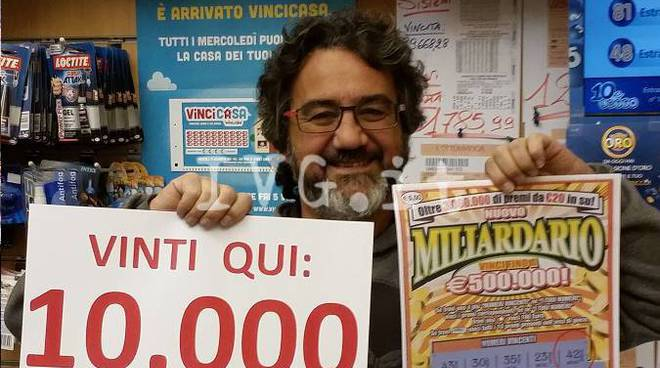 Loano Vincita Tabaccheria Via Cavour